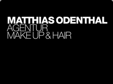 Matthias Odenthal Agentur Make Up & Hair