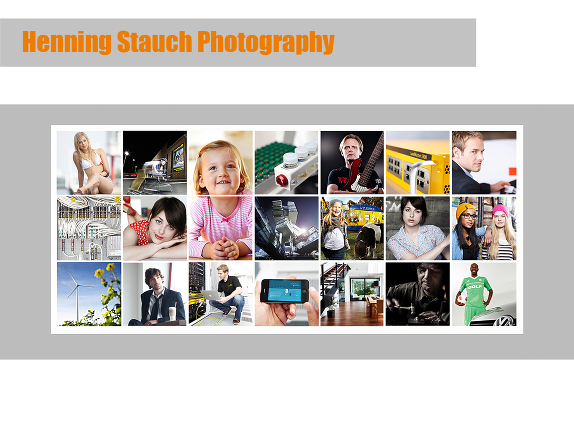 Foto 1: Fotograf Henning Stauch Photography