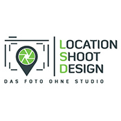 Logo/Portrait: Fotograf Location-Shoot-Design