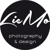 Logo/Portrait: Fotografin LieMo-photography & design