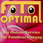 Logo/Portrait: Fotodesigner foto-optimal.de