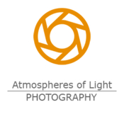 Logo/Portrait: Photography Atmospheres of Light